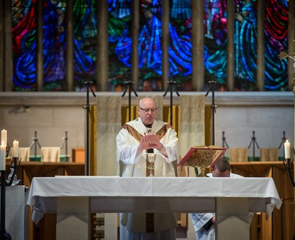 Christ the King - Solemn Mass Live Streamed