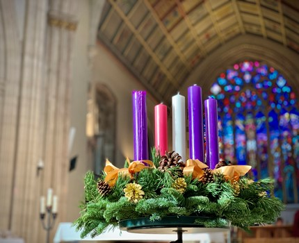 Reflection for the 1st Sunday of Advent