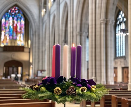 First Sunday of Advent - Solemn Mass Live Streamed